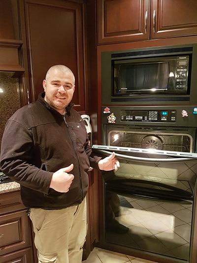 oven repair halifax